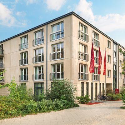 Die Residenz Ambiente in Berlin